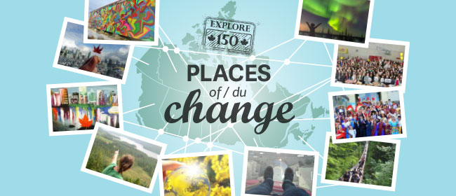 Places of Change
